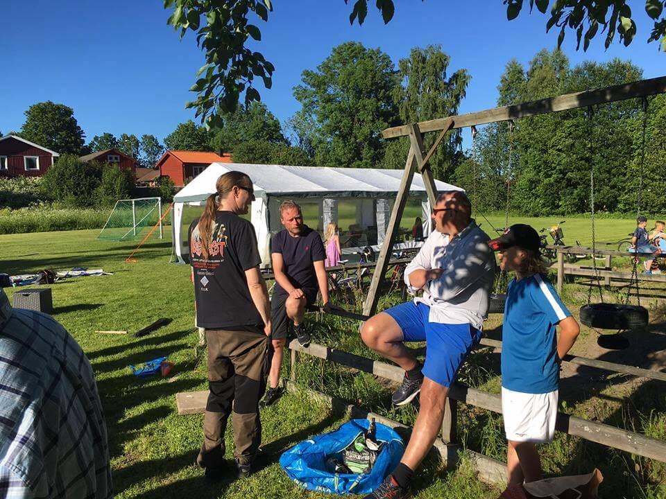 Bäcks sommarfest lördag 30 juni 2018