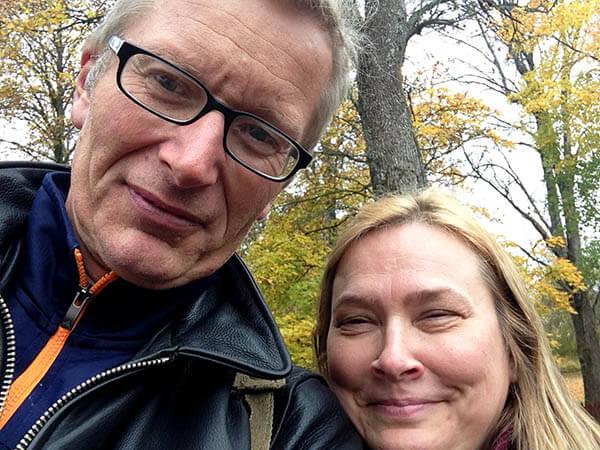 Nyinflyttade – Carina & Martin