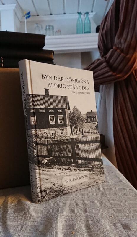 Boken om Bäck är nu slutsåld
