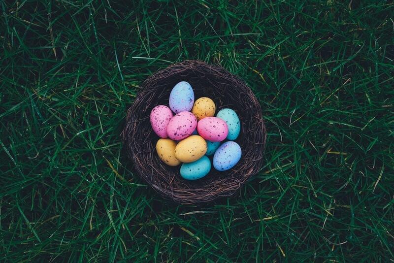 Glad påsk och tips från grannsamverkan